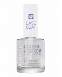 Nail Nurse Base & Top Coat 5 In 1