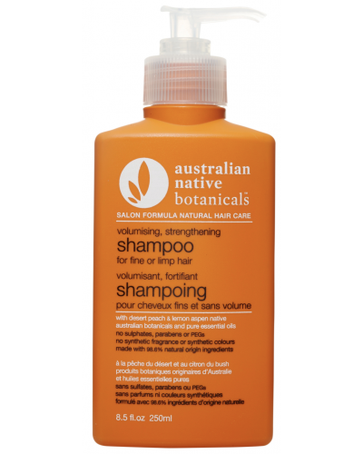 Fine or Limp Hair Shampoo