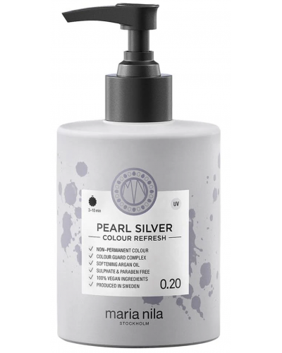 Colour Refresh Pearl Silver 0.20 Grå