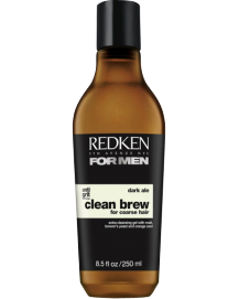 For Men Dark Ale Clean Brew Cleansing Shampoo