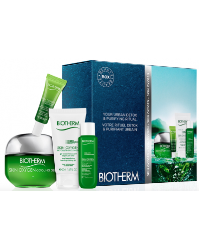 Skin Oxygen Gel Rutine Clear Set