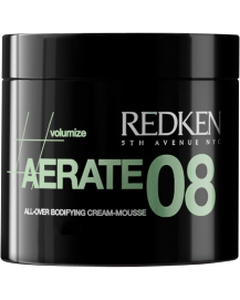 Aerate 08 Bodifying Cream-Mousse
