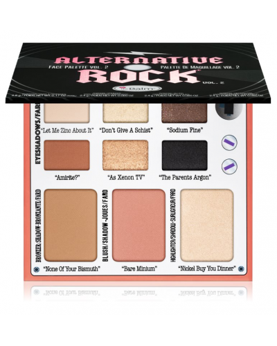Alternative Rock Face Palette Vol. 2