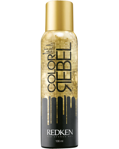 Color Rebel Gold Glitzer Spray