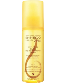 Bamboo Smooth Curls Anti-Frizz Curl Re-Activating
