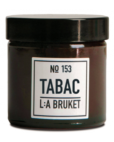 Scented Candle Tabac