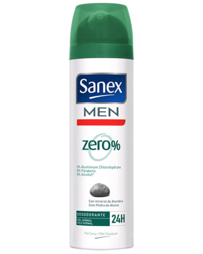 Man Zero Deodorant Spray