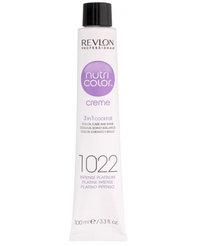 Professional Nutri Color Creme 1022 Intensive Plat