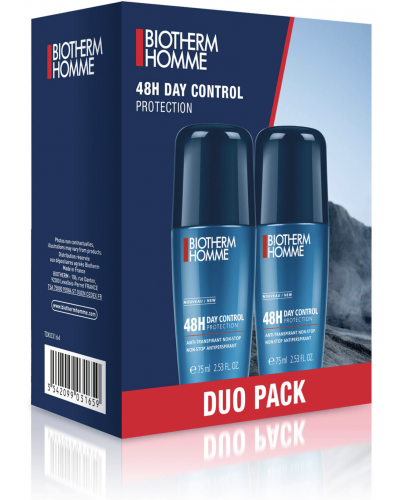 Homme Duo Roll on Deo Set 48H