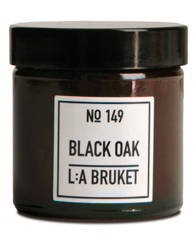 Scented Candle Black Oak