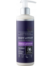 Purple Lavender Body Lotion Øko