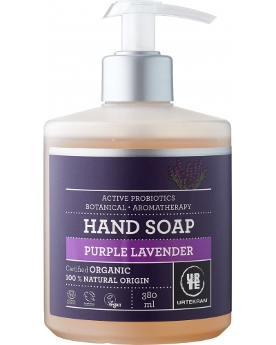 Purple Lavender Hand Soap Øko