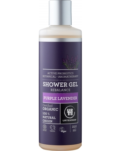 Purple Lavender Shower Gel