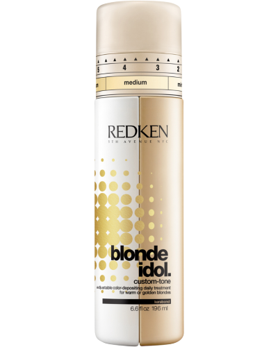 Blonde Idol Custom-Tone Gold