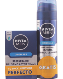Men Original Shaving Foam + Aftershave