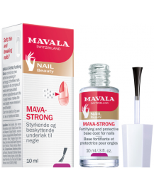 Mava-strong Base Nail Strenghtener