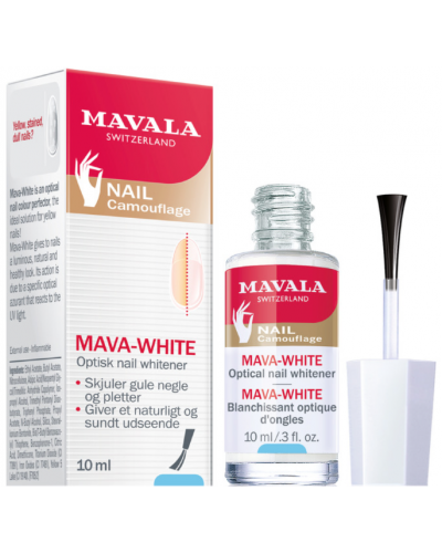 Mava-White Optical White