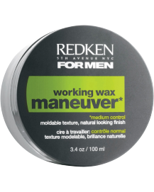 For Men Working Wax Maneuver