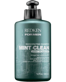 For Men Invigorating Shampoo Mint Clean