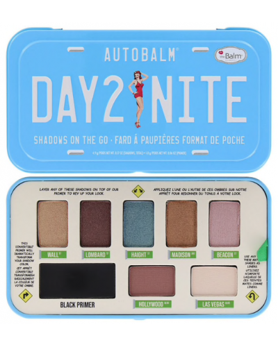 Autobalm Day 2 Nite - Shadows On The Go