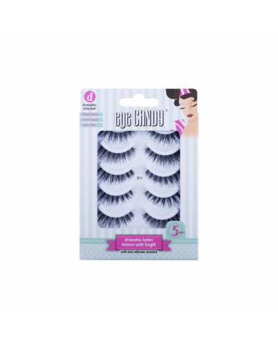 False Eyelashes Multipack 211