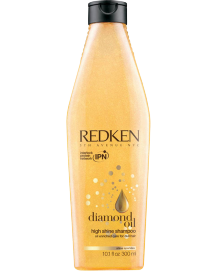 Diamond Oil High Shine Shampoo