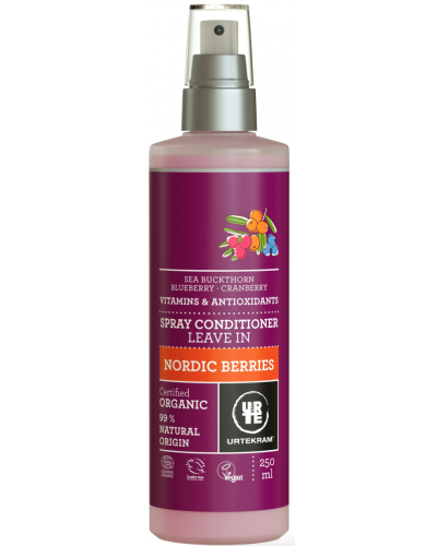 Nordic Berries Leave In Spray Conditioner