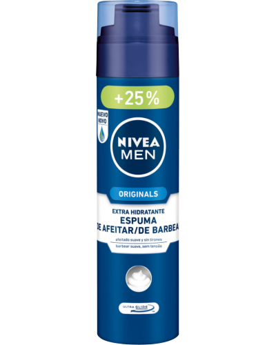 Men Extra Hydrating Shaving Foam