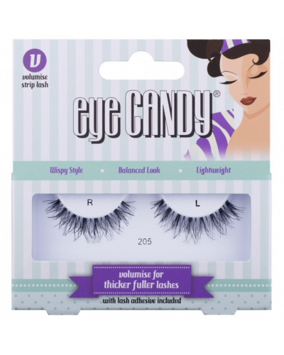 Volumise False Eyelashes 205