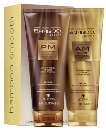 Bamboo Anti-Frizz AM/PM gaveæske