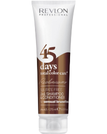 2in1 Shampoo & Conditioner for Sensual Brunettes