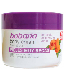 Body Cream With Sweet Almonds For Dry Skin