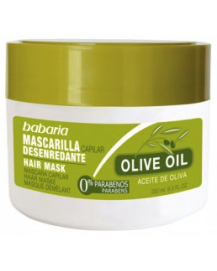 Olive Oil Hair Mask Detangling