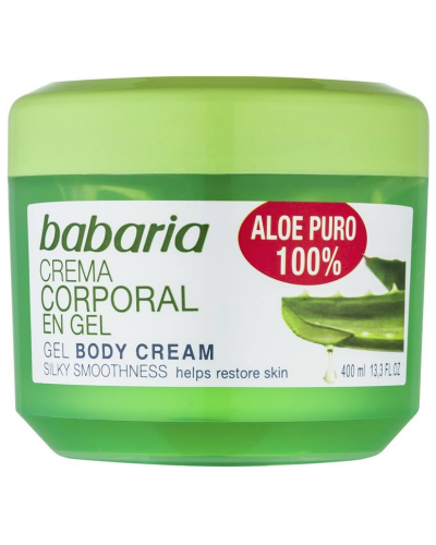 Aloe Vera Moisturizing Body Gel