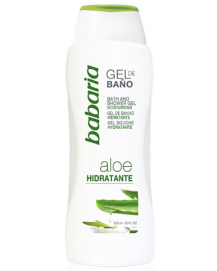 Aloe Moisturizing Bath Gel