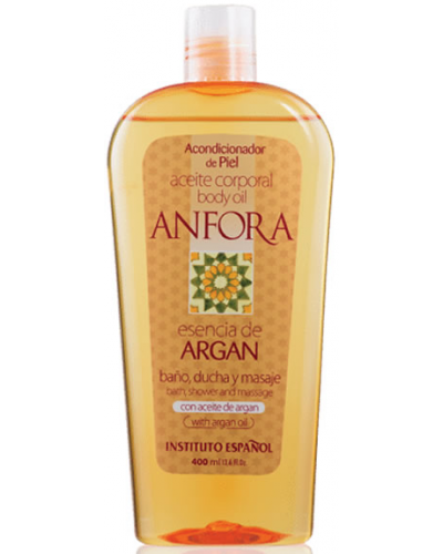 Argan Amphora Body Oil