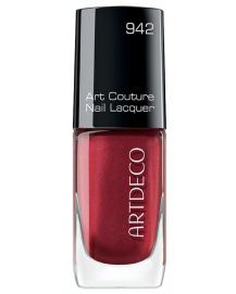 Art Couture Nail Lacquer 942 Venetian Red