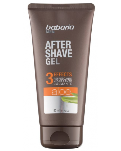 Aloe Vera After Shave Gel