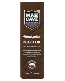 Blackspice Beard Oil