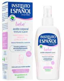 Baby Soft Body Oil Without Allergens
