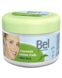 Aloe Vera Cosmetic Lotion Pads