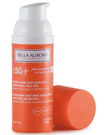 Anti-Dark Spot Fluid Sunscreen SPF50
