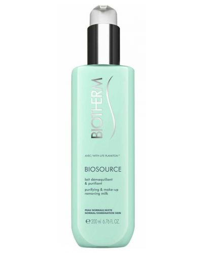 Biosource Purifying & Makeup Removing Milk