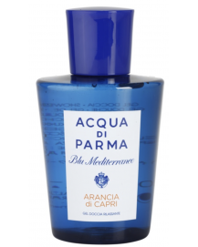 Blu Mediterraneo Arancia Shower Gel