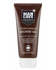 Cedarwood Shower Gel