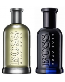 Boss Bottled Eau De Toilette Set