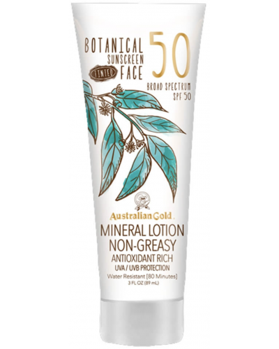 Botanical SunscreenSPF50 Mineral Lotion Non-Greasy