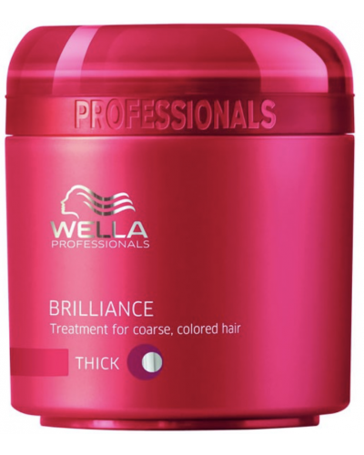 Brilliance Mask Thick Hair