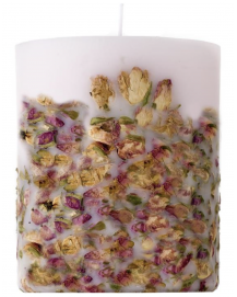 Rose Buds Candle