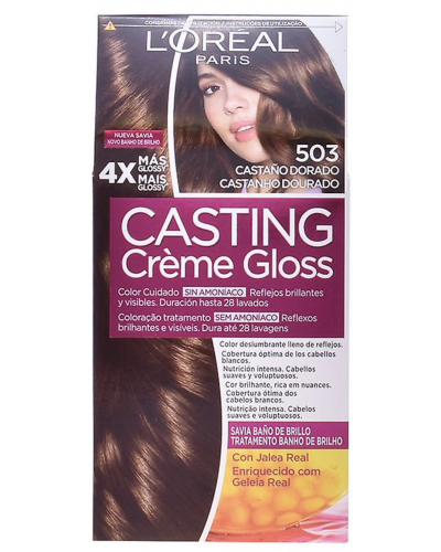Casting Creme Gloss 503 Golden Chocolate